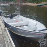 1995 Alumacraft 14 Utility - Anchors Aweigh used fishing boats for sale in mn (5)
