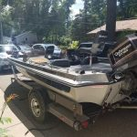 1989 Ranger 375V 18' - Anchors Aweigh used fishing boats for sale in mn (5)