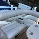 2013 Crest Classic 230 SLR - Anchors Aweigh used pontoons for sale in mn (1)
