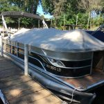 2013 Crest Classic 230 SLR - Anchors Aweigh used pontoons for sale in mn (11)