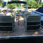 2013 Crest Classic 230 SLR - Anchors Aweigh used pontoons for sale in mn (2)