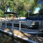 2013 Crest Classic 230 SLR - Anchors Aweigh used pontoons for sale in mn (3)