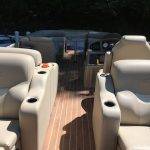 2013 Crest Classic 230 SLR - Anchors Aweigh used pontoons for sale in mn (9)