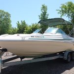 2001 Sea Ray 210 Sundeck - Anchors Aweigh used boats for sale in MN (38)