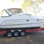 2000 Maxum 2800 SCR - Anchors Aweigh Boat Sales - Used boats for sale in MN (1)