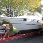 2000 Maxum 2800 SCR - Anchors Aweigh Boat Sales - Used boats for sale in MN (2)