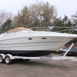 2000 Larson 254 Cabrio - Anchors Aweigh - Used boats for sale in MN (1)