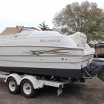 2000 Larson 254 Cabrio - Anchors Aweigh - Used boats for sale in MN (3)