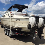 1984 Bayliner 28 Express Cruiser - Anchors Aweigh Used Boats For Sale In MN (1)