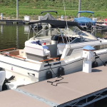 1984 Bayliner 28 Express Cruiser - Anchors Aweigh Used Boats For Sale In MN (2)