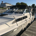 1984 Bayliner 28 Express Cruiser - Anchors Aweigh Used Boats For Sale In MN (4)