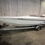 2002 Challenger Offshore SV30 Open Bow Mid Cabin - Anchors Aweigh - Used Boats For Sale In MN (2)