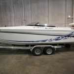 2002 Challenger Offshore SV30 Open Bow Mid Cabin - Anchors Aweigh - Used Boats For Sale In MN (3)