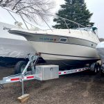 1994 Maxum 2700 SCR - Anchors Aweigh Boat Sales - Used boat for sale with trailers in Minnesota (1)