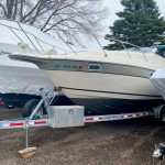 1994 Maxum 2700 SCR - Anchors Aweigh Boat Sales - Used boat for sale with trailers in Minnesota (2)