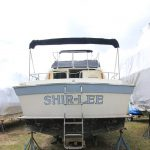 1980 Silverston Sedan 31 - Anchors Aweigh Boat Sales - Used boats for sale in Minnesota (12)