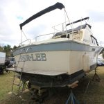 1980 Silverston Sedan 31 - Anchors Aweigh Boat Sales - Used boats for sale in Minnesota (14)