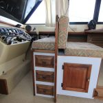 1980 Silverston Sedan 31 - Anchors Aweigh Boat Sales - Used boats for sale in Minnesota (21)