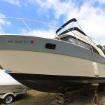 1980 Silverston Sedan 31 - Anchors Aweigh Boat Sales - Used boats for sale in Minnesota (8)