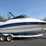 1995 Larson 240 Escapade - Anchors Aweigh - Used Boats and Yachts For Sale In Minnesota (1)