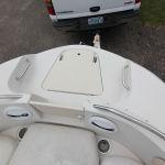 1999 Mariah 244 Jubilee Deck Boat - Anchors Aweigh - Used boats for sale in MN (14)