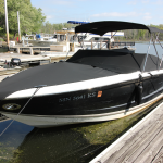 2011 Cobalt A25 - Anchors Aweigh Boat Sales - Used Boats For Sale In Minnesota - Open Bow - Runabout (4)