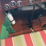 1930's RumRunner Wood Boat - Anchors Aweigh - Used classic wood boats for sale in Minnesota (4)