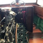 1930's RumRunner Wood Boat - Anchors Aweigh - Used classic wood boats for sale in Minnesota (9)