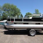 1990 Sun Tracker 18 Pontoon - Anchors Aweigh Boat Sales - Used Pontoons and Boats For Sale In Minnesota (1)