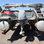 1990 Sun Tracker 18 Pontoon - Anchors Aweigh Boat Sales - Used Pontoons and Boats For Sale In Minnesota (4)
