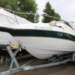 2001 Glastron GS 249 - Anchors Aweigh used boats for sale in Minnesota (1)