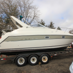 1994 Maxum 2700 SCR - Anchors Aweigh Boat Sales - Used Boats For Sale In Minnesota (1)