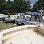 1980 Silverston Sedan 31 - Anchors Aweigh Boat Sales - Used boats for sale in Minnesota (18)