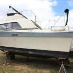 1980 Silverston Sedan 31 - Anchors Aweigh Boat Sales - Used boats for sale in Minnesota (9)