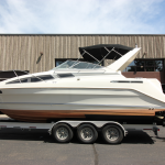 1994 Bayliner 2855 - Anchors Aweigh - Used Yachts and Boats for sale In MN (1)