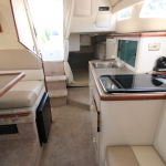 1994 Bayliner 2855 - Anchors Aweigh - Used Yachts and Boats for sale In MN (22)