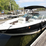 2011 Cobalt A25 - Anchors Aweigh Boat Sales - Used Boats For Sale In Minnesota - Open Bow - Runabout (2)