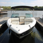 2011 Cobalt A25 - Anchors Aweigh Boat Sales - Used Boats For Sale In Minnesota - Open Bow - Runabout (3)