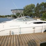2000 Bayliner 2455 Ciera - Anchors Aweigh Boat Sales - Used Boats For Sale in Minnesota (1)