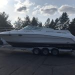 1995 Cruisers 3120 Aria - Anchors Aweigh Boat Sales - Used Yachts For Sale In MN (1)