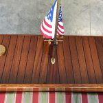 1930's RumRunner Wood Boat - Anchors Aweigh - Used classic wood boats for sale in Minnesota (10)