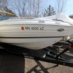 2014 Cruisers Sport Series 238 - Anchors Aweigh Boat Sales - Used Boats and Runabouts for Sale In Minnesota (1)