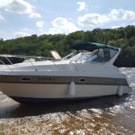 1995 Maxum 2700 SCR - Anchors Aweigh - Used Boats For Sale In Minnesota (0)