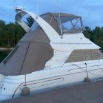 1999 Cruisers Yachts 3585 - Anchors Aweigh Boat Sales - Used Boats For Sale In Minnesota - Yachts - Sedan Bridge (1)