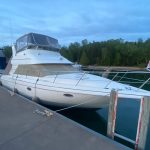 1999 Cruisers Yachts 3585 - Anchors Aweigh Boat Sales - Used Boats For Sale In Minnesota - Yachts - Sedan Bridge (2)