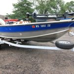 1986 Lund Renegade 16' - Anchors Aweigh Boat Sales - Used Boats For Sale In Minnesota - Fishing Boat (4)