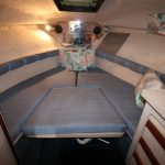 1989 Carver 2357 Montego - Anchors Aweigh Boat Sales - Used Boats For Sale In Minnesota - Cuddy Cabin - Cabin Cruiser (13)