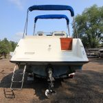 1989 Carver 2357 Montego - Anchors Aweigh Boat Sales - Used Boats For Sale In Minnesota - Cuddy Cabin - Cabin Cruiser (4)