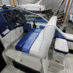 1989 Carver 2357 Montego - Anchors Aweigh Boat Sales - Used Boats For Sale In Minnesota - Cuddy Cabin - Cabin Cruiser (8)