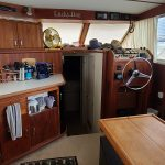1990 Tollycraft 34 Sport Sedan - Anchors Aweigh Boat Sales - Used Boats For Sale In Minnesota - Wisconsin (13)